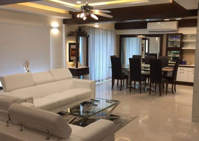 Residence Interiors – Shri Geetha