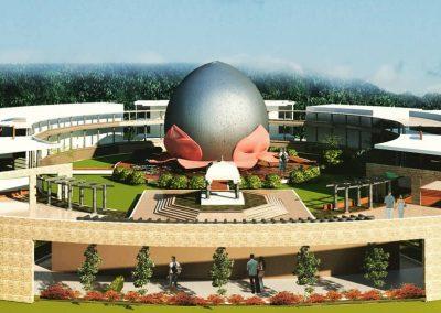 Spiritual Center for Basava Samithi, Bangalore