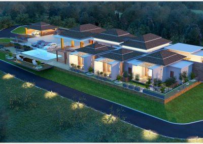 Farmhouse Design in Madikeri