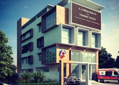 AJ Urban Health Centre