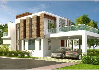 Residence for Mr.Abhishek