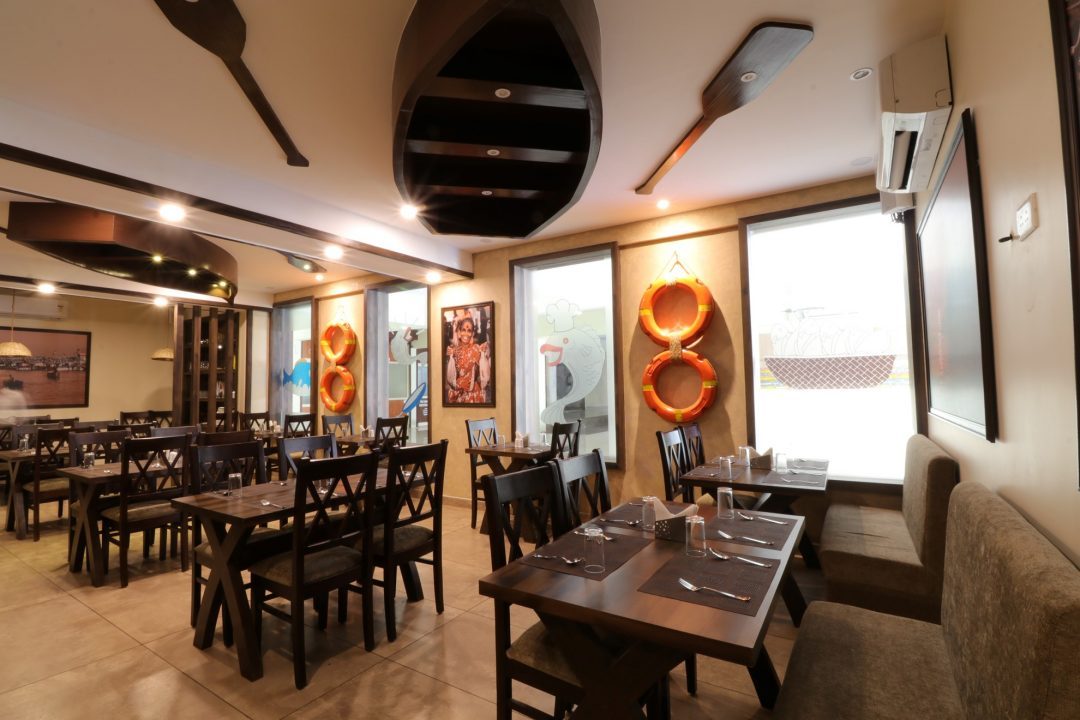 Coast Asia Restaurant Design
