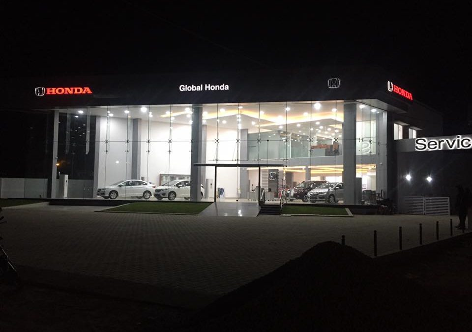 Honda Showroom Shimoga