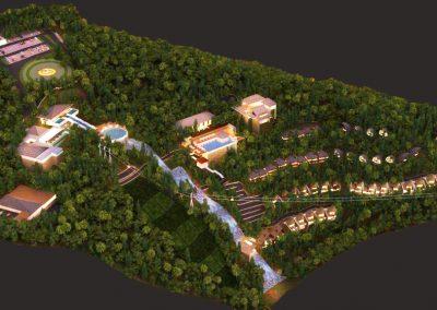 Tesero Resorts