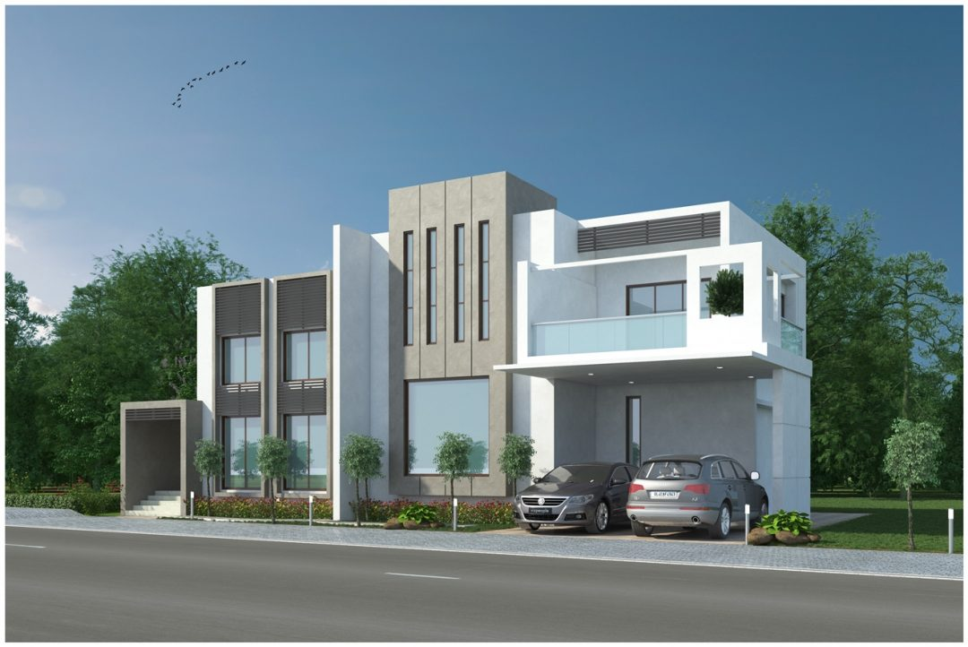 Residence For  Prashanth Baliga