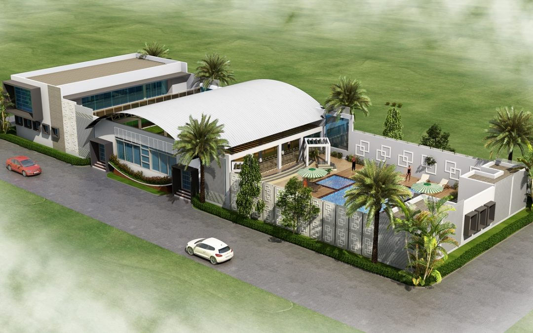 Club House for P.S.Kamath