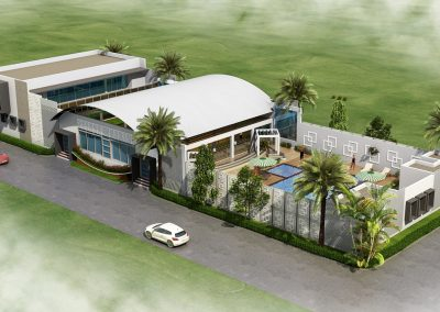 Club House for P.S.Kamath