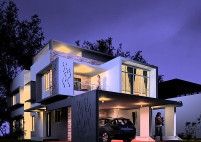 Residence for Mr. Soorya Prakash Shetty