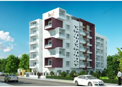 Apartment for InArt Infra