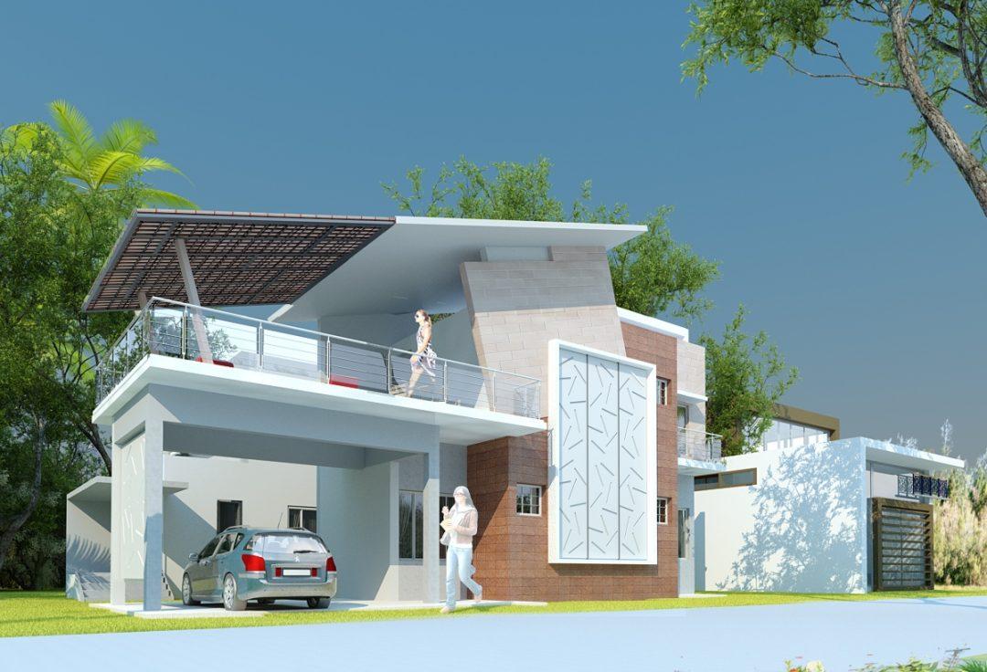 Residence for Mr.U.Subramanya