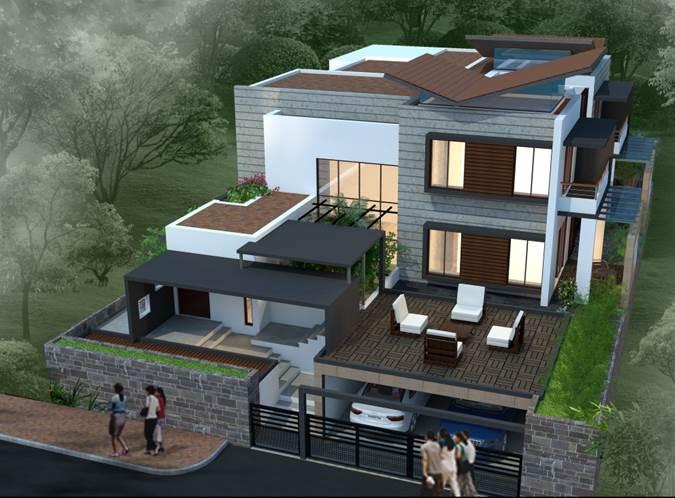 Residence of Mr.Shridhar Shetty