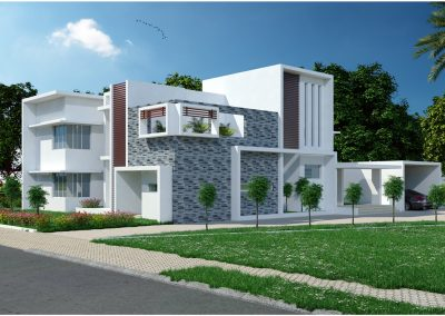 Residence For Dr.Ratnakar Shenoy