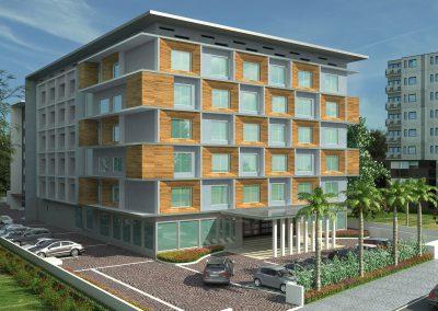Hotel BT Naik