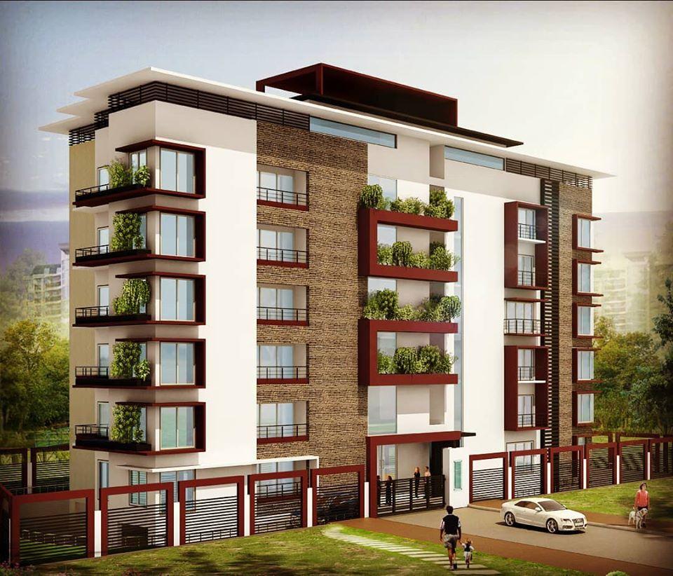 Shambhavi Paradise -Apartments