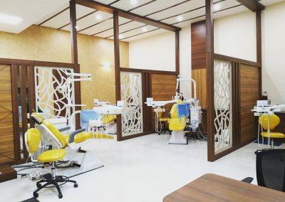 Dental Clinic Interiors