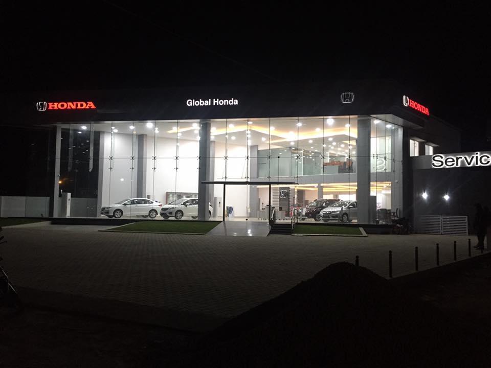 Honda Showroom Shimoga