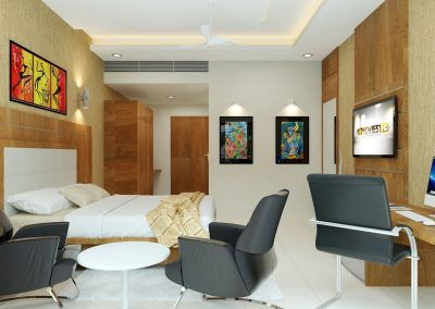 Room 1 -View 1