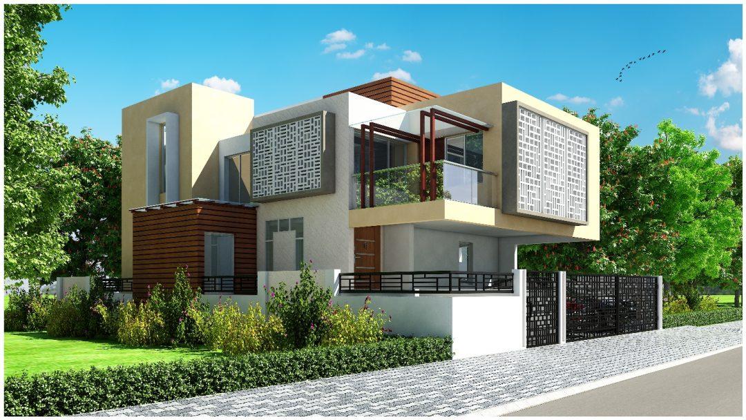 Residence for Dr.Hareesh Gowda