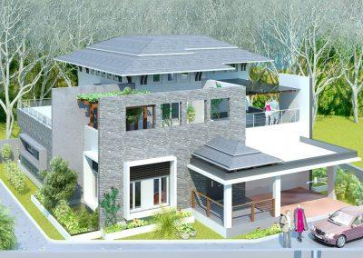 Residence of Mr.Ashok Nayak