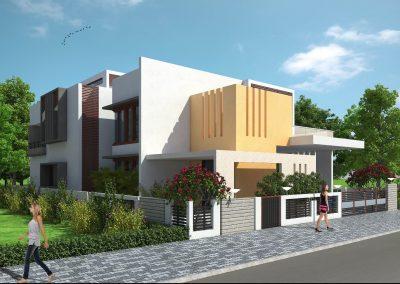 Residence For Dr.Murlee Mohan