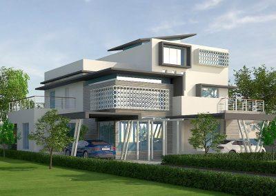 Residence For Mr.Arunachalam
