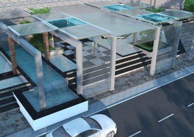Library Extension to Karnataka University