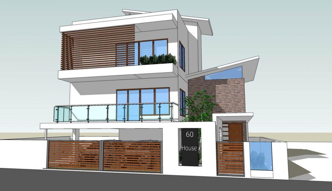 Residence for Mr.Vishwanath, Shimoga