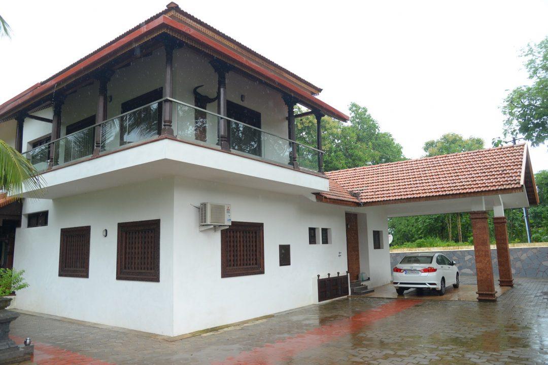 Residence for Vidhyadhar Shetty